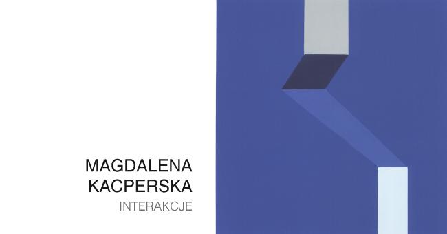 Wernisaż wystawy Magdaleny Kacperskiej w Galerii Patio2