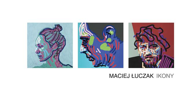 Wystawa Macieja Łuczaka w Galerii Patio2