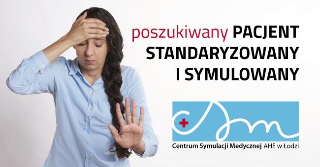 Pacjent standaryzowany i symulowany
