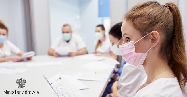 Akredytacja Ministra Zdrowia dla kierunku pielęgniarstwo
