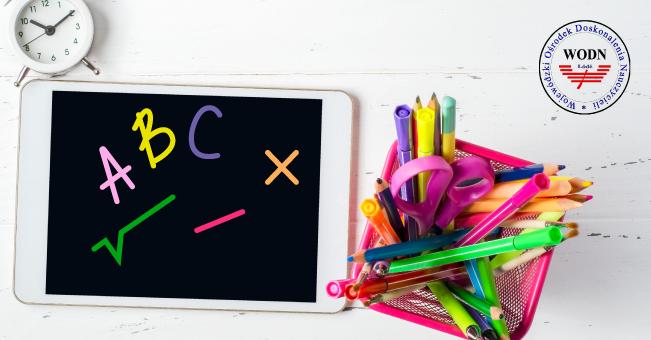 """Bezpłatny webinar - """"TIK w edukacji – oswajamy aplikacje"""""""