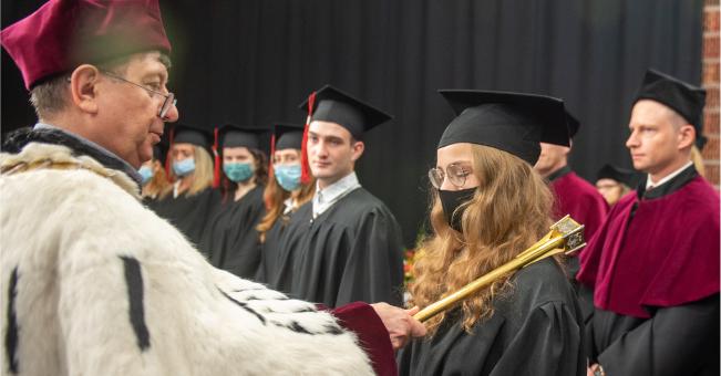 Akademia zainaugurowała nowy rok akademicki