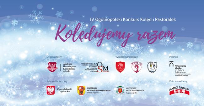 IV Ogólnopolski Konkurs Kolęd i Pastorałek