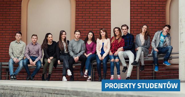 Projekty studentów - psychologia