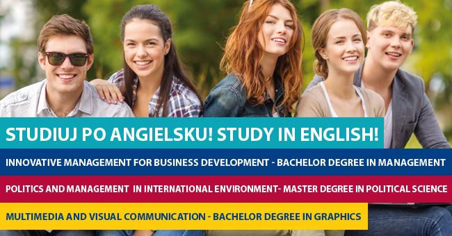Study in English