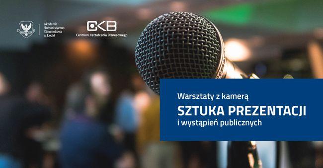 Sztuka prezentacji i wystąpień publicznych