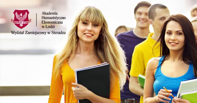 AHE Łódź Wydział Zamiejscowy w Sieradzu