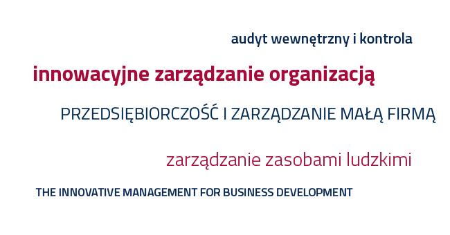 specjalności kierunku zarządzanie