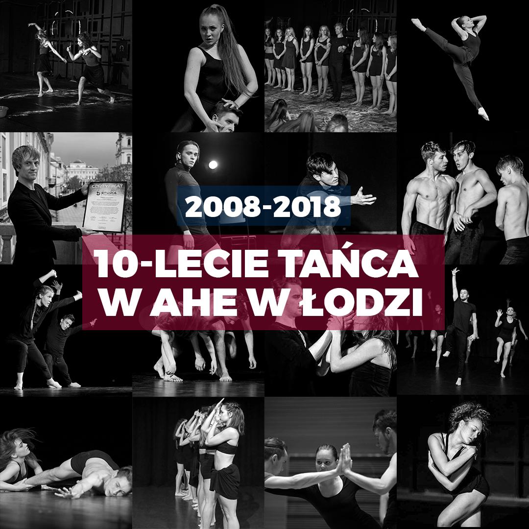 10-lecie tańca