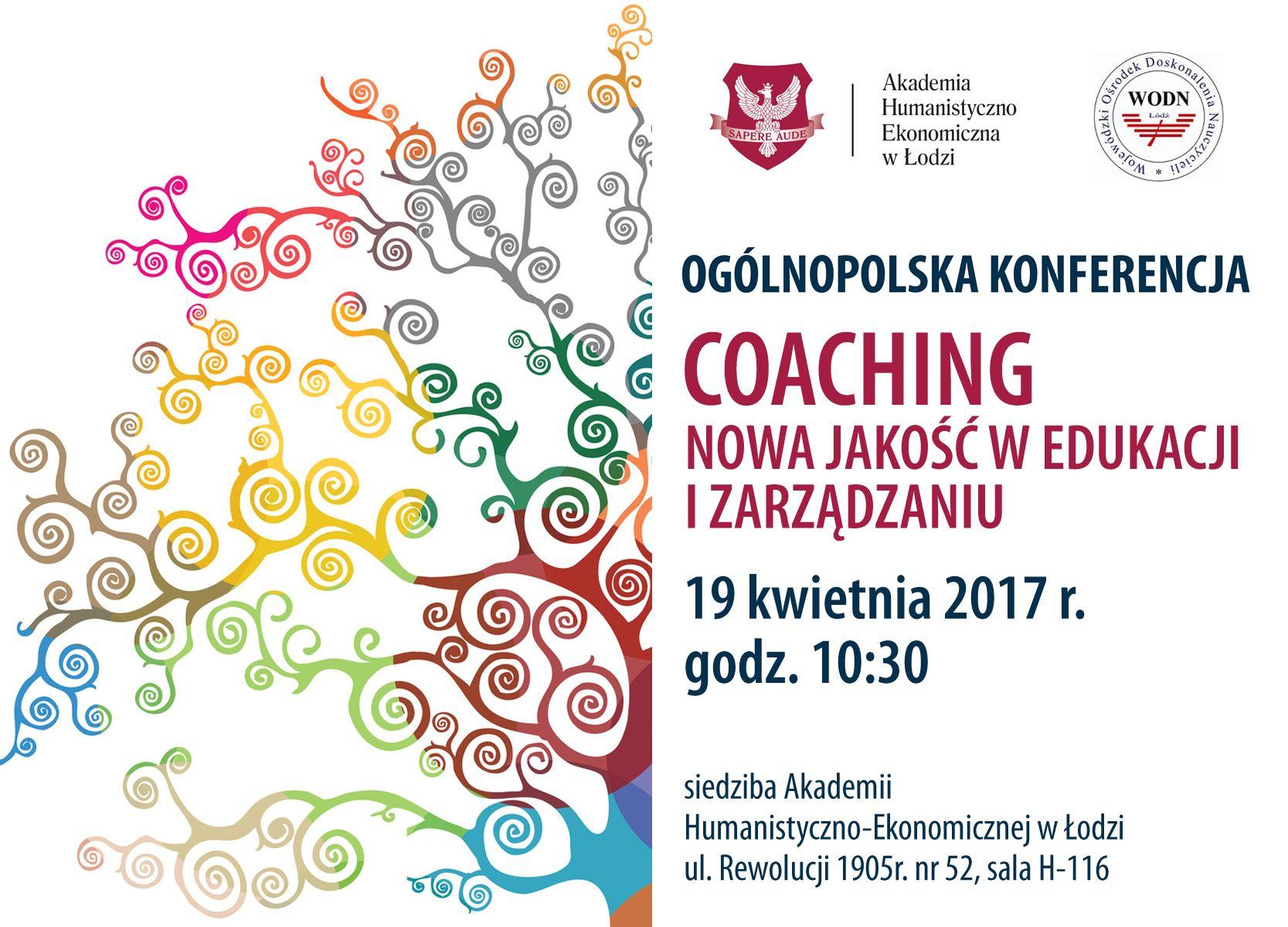 Coaching – nowa jakość w edukacji i zarządzaniu
