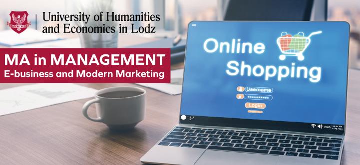 E-business and modern marketing